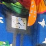 Imagem Lua e Relojo